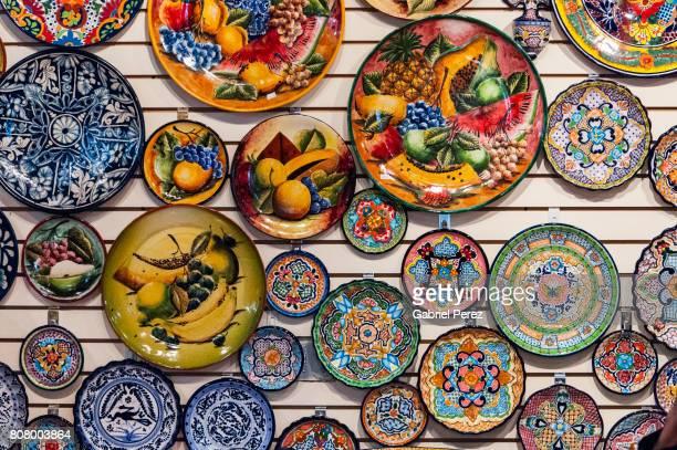 The Talavera Folk Art of Mexico