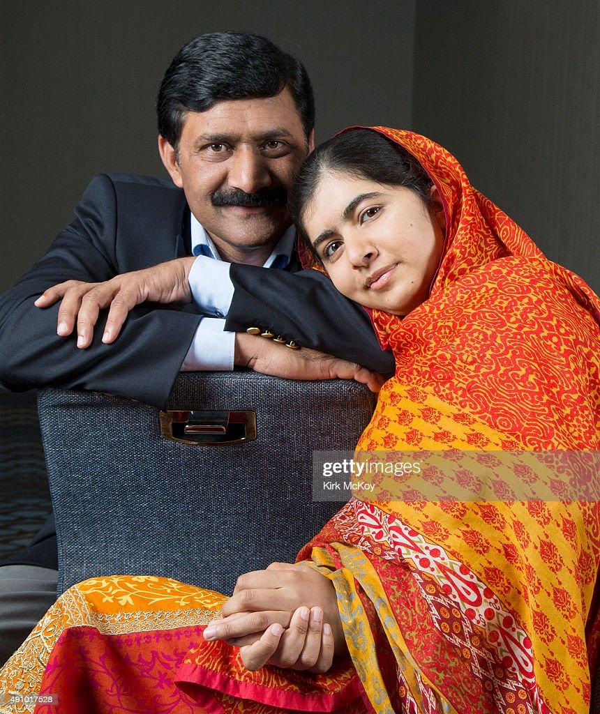 Malala Yousafzai, Los Angeles Times, October 1, 2015