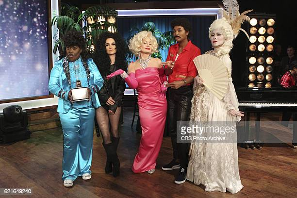 'The Talk' celebrates Halloween with its 2nd Annual Rocktober Lip Sync War featuring can'tmiss performances from the hosts as they transform into...