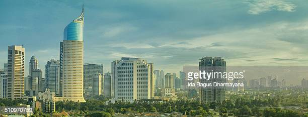 The Tallest Building In Indonesia