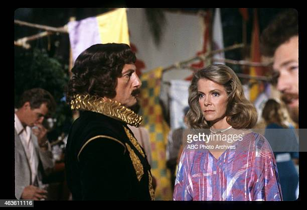 """The Tallowed Image / Room and Bard"""" - Airdate: January 29, 1983. LLOYD BOCHNER;LARAINE STEPHENS"""