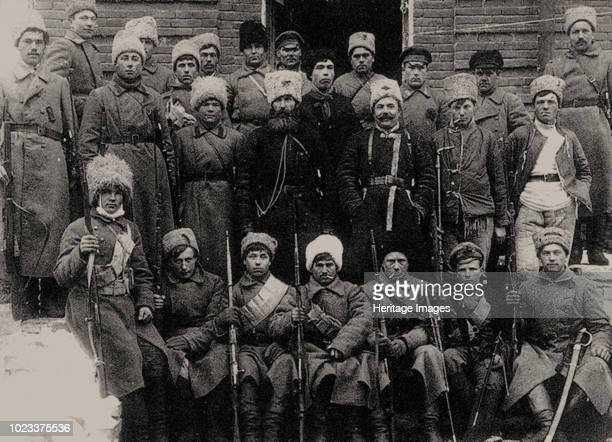 The Tambov rebel forces, 1920. Found in the Collection of Russian State Historical Library, Moscow.