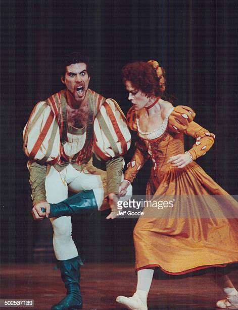 The taming of the Shrew Karen Kain and Serge Lavoie