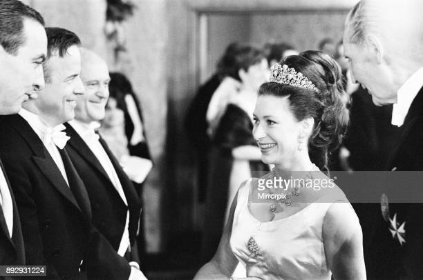 The Taming of the Shrew, Royal Film Performance, The Odeon, Leicester Square, London, Monday 27th February 1967. Our picture shows guest of honour,...