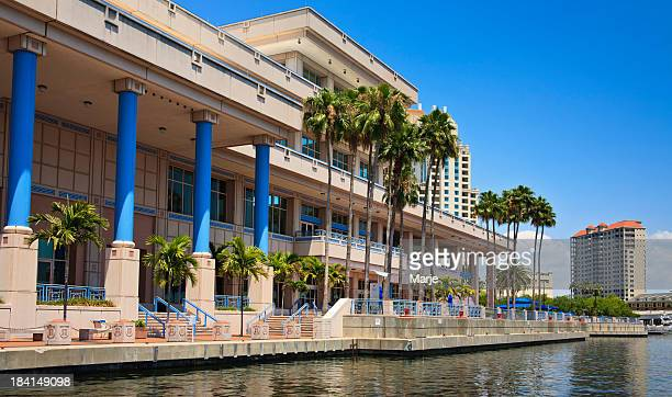 The Tampa Convention Center during the day