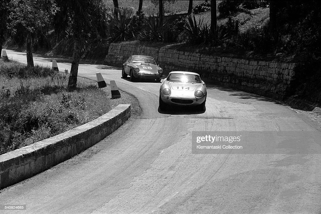 Targa Florio : News Photo