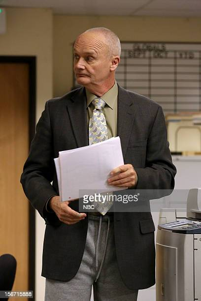 THE OFFICE The Target Episode 909 Pictured Creed Bratton as Creed Bratton