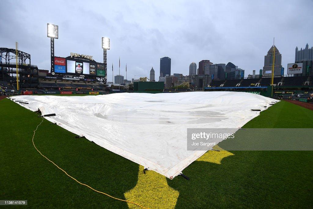 PA: San Francisco Giants v Pittsburgh Pirates