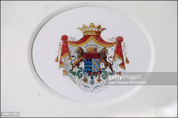 The Tascher de la Pagerie family's armorial bearings