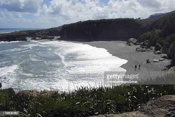 The Tasman Sea Karamea New Zealand
