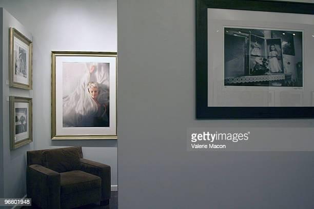 The Tasya Van Ree Art Exhibit hosted by Amber Heard on February 11 2010 in Beverly Hills California