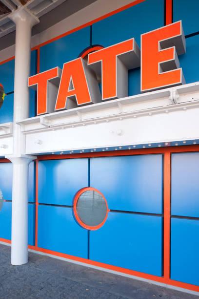 The Tate Gallery in Albert Dock, Liverpool