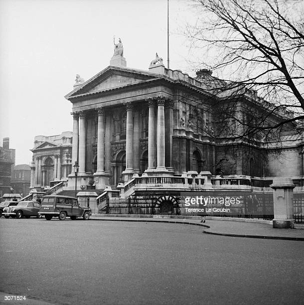 The Tate Gallery in London founded in 1897 by sugar tycoon Henry Tate