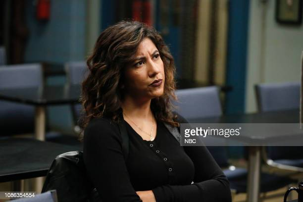 NINE The Tattler Episode 603 Pictured Stephanie Beatriz as Rosa Diaz