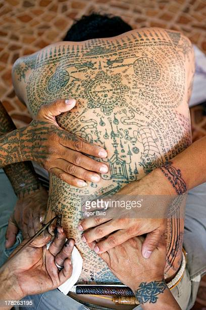 CONTENT] The Tattoo Festival at Wat Bang Phra Wat Bang Pra is a Buddhist temple located on the banks of the Nakorn Chaisi river in Nakhon Pathom...