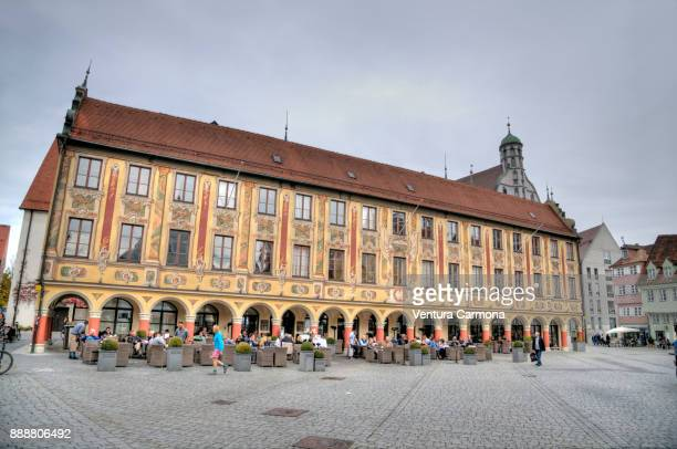 The Taxhouse of Memmingen - Bavaria, Germany
