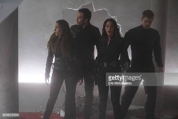 S AGENTS OF SHIELD The Team Agent Daisy Johnson must call upon the Secret Warriors for an inaugural mission that will leave no member unscathed and...