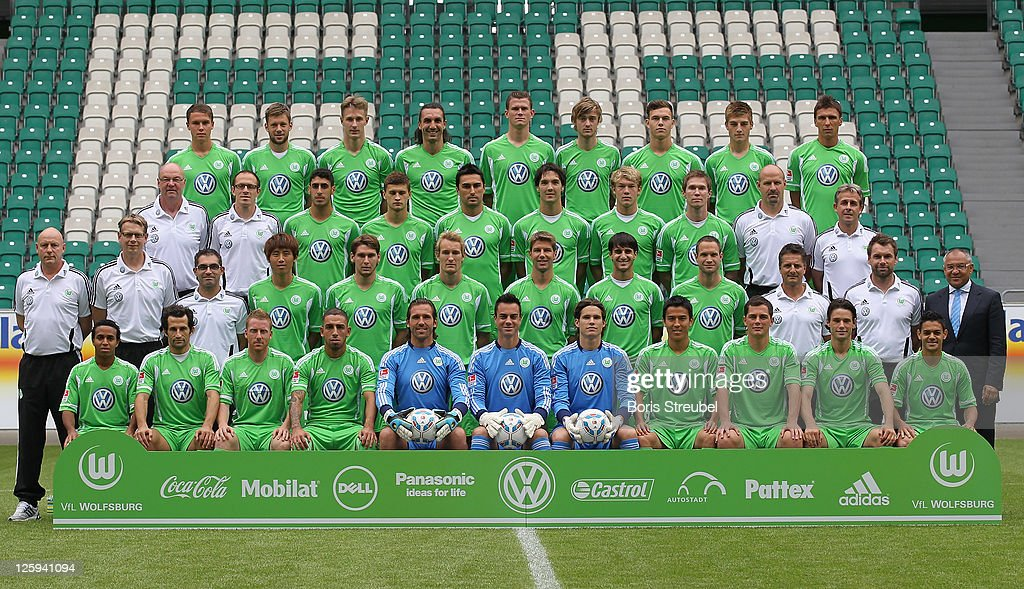 VfL Wolfsburg - Players