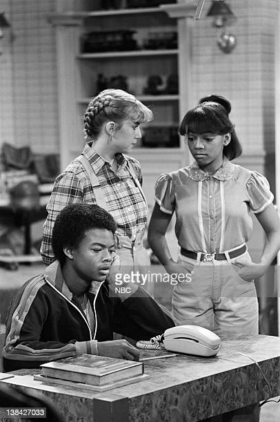 RENT STROKES The Team Episode 4 Pictured Todd Bridges as Willis Jackson Dana Plato as Kimberly Drummond Kim Fields as Dorothy 'Tootie' Ramsey