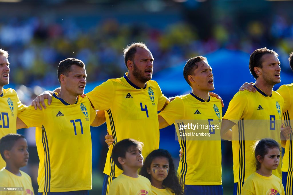 Sweden v Peru - International Friendly : News Photo