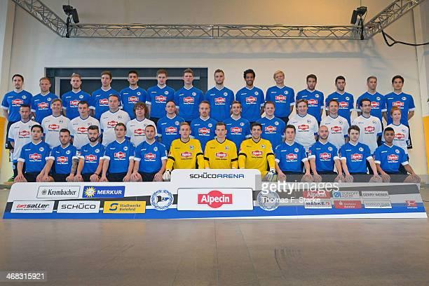 The team Jan Fiesser Thomas Huebener Felix Burmeister Johannes Rahn Vujadin Savic Patrick Mainka Fabian Klos Kacper Przybylko Marcel Appiah Manuel...