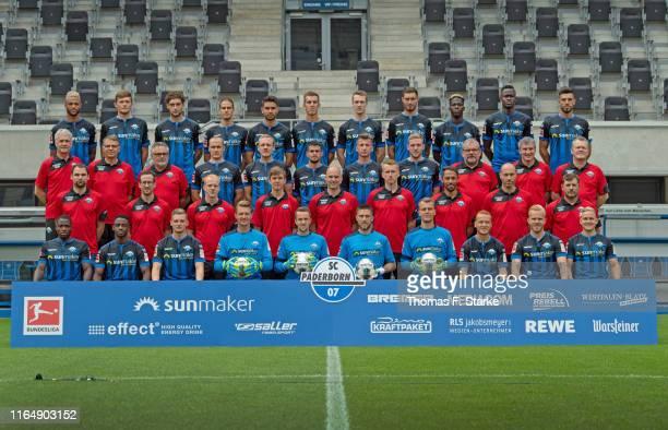 The team Khiry Shelton, Luca Kilian, Jan-Luca Rumpf, Tobias Schwede, Gerrit Holtmann, Uwe Huenemeier, Sebastian Schonlau, Christian Strohdiek,...