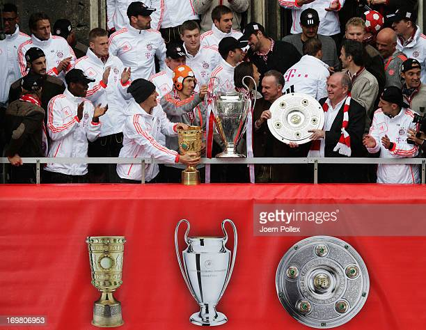 franck ribery champions league stock photos and pictures getty images. Black Bedroom Furniture Sets. Home Design Ideas