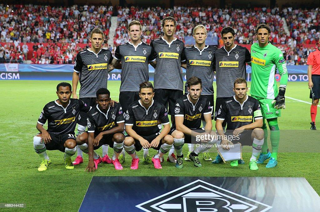 Borussia Mönchengladbach Sevilla Live