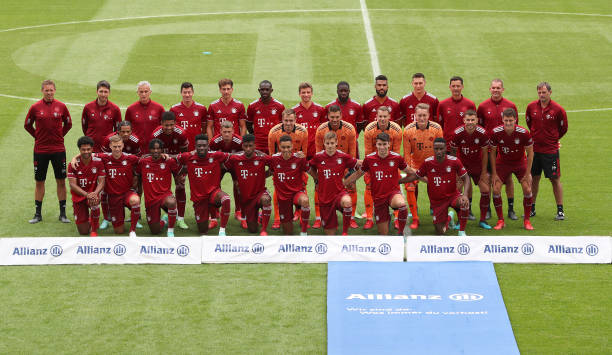 DEU: FC Bayern München - Team Presentation