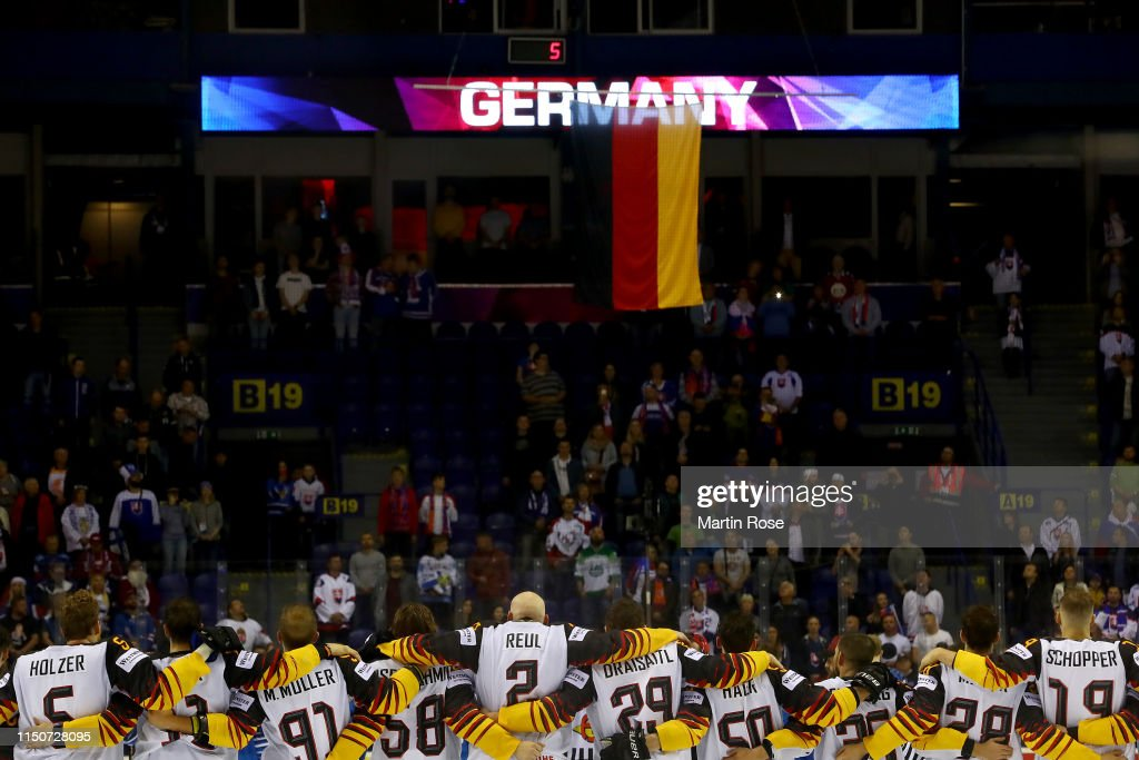 SVK: Finland v Germany: Group A - 2019 IIHF Ice Hockey World Championship Slovakia