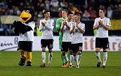 kaiserslautern germany team germany celebrates after