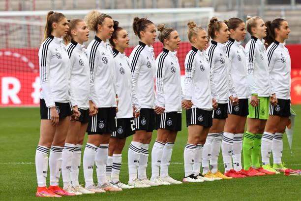 DEU: Germany v Israel: Group H - FIFA Women's World Cup 2023 Qualifier