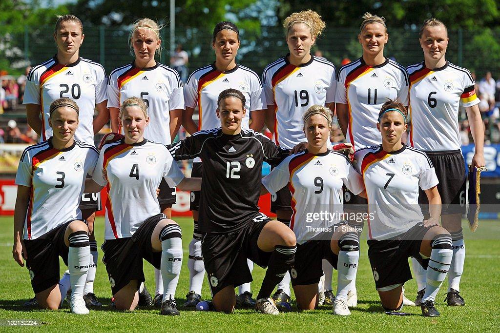 U20 Germany v U20 Japan - Women International Friendly