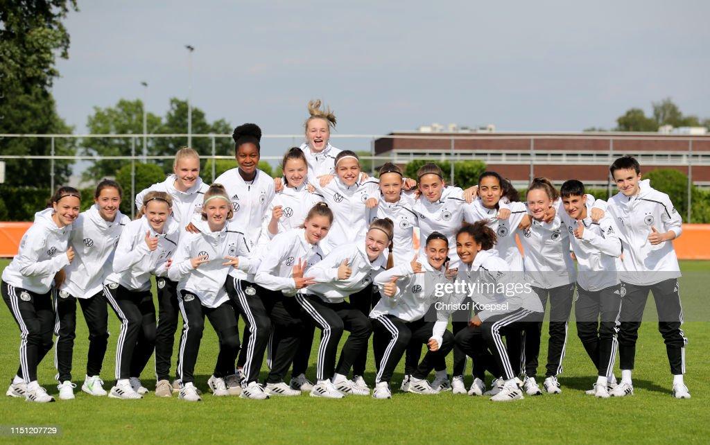 NLD: U15 Girl's Netherlands v U15 Girl's Germany - International Friendly
