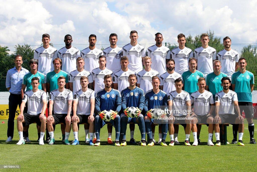 Germany - Team Presentation : News Photo