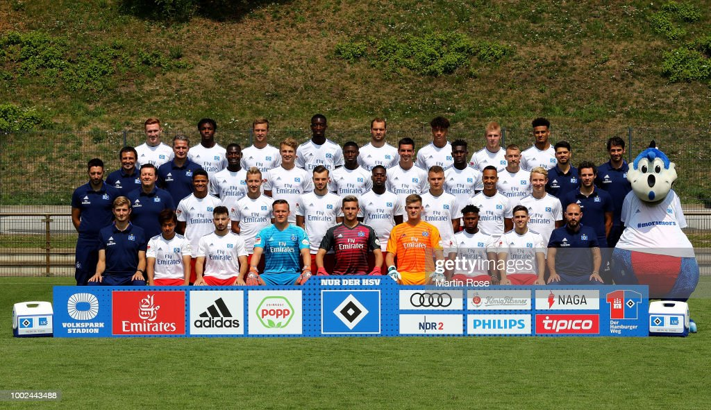 Hamburger SV - Team Presentation