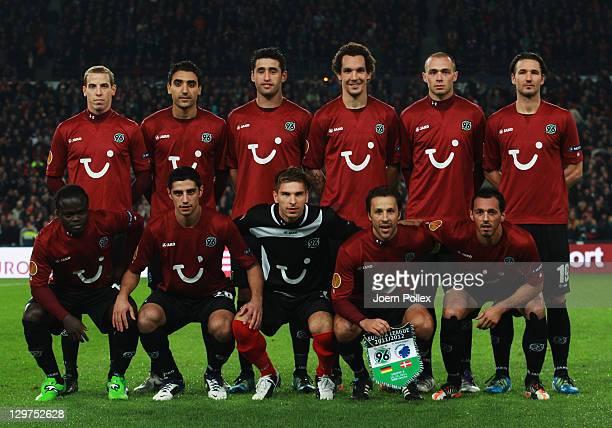 Hannover 96 V Fc Kobenhavn Uefa Europa League Stock Fotos Und Bilder