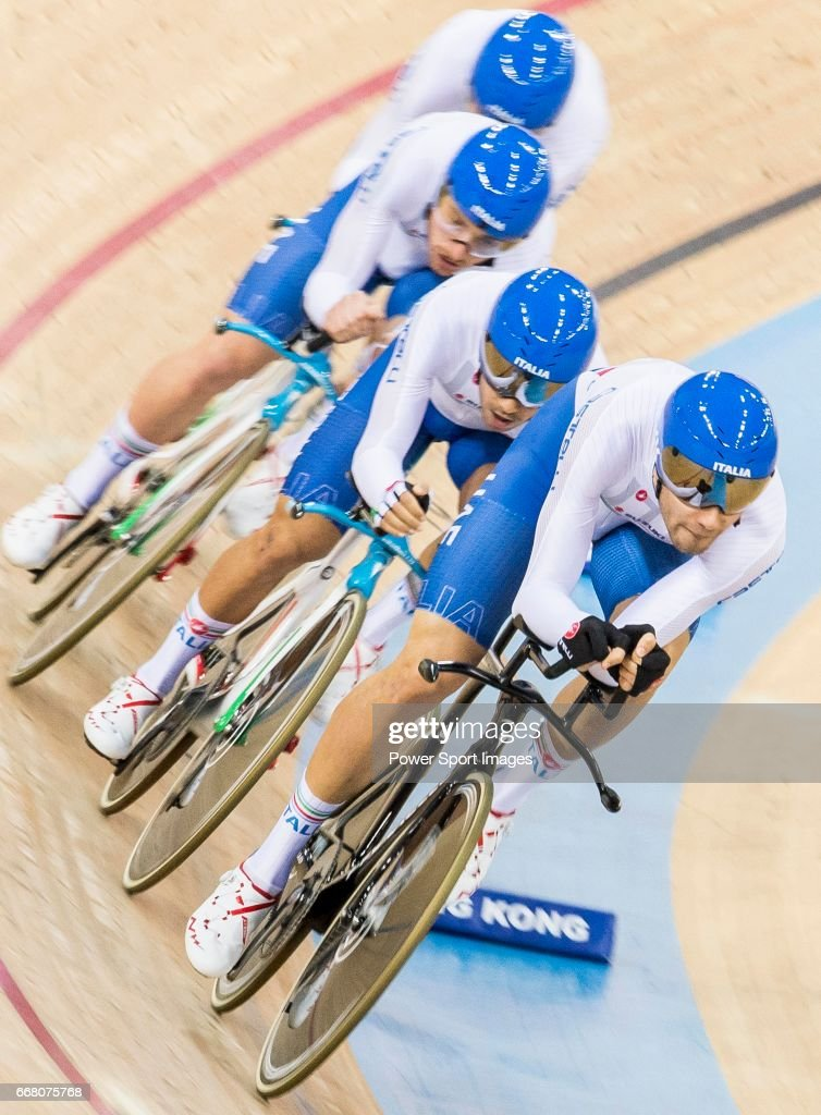 2017 UCI World Cycling - Day Two