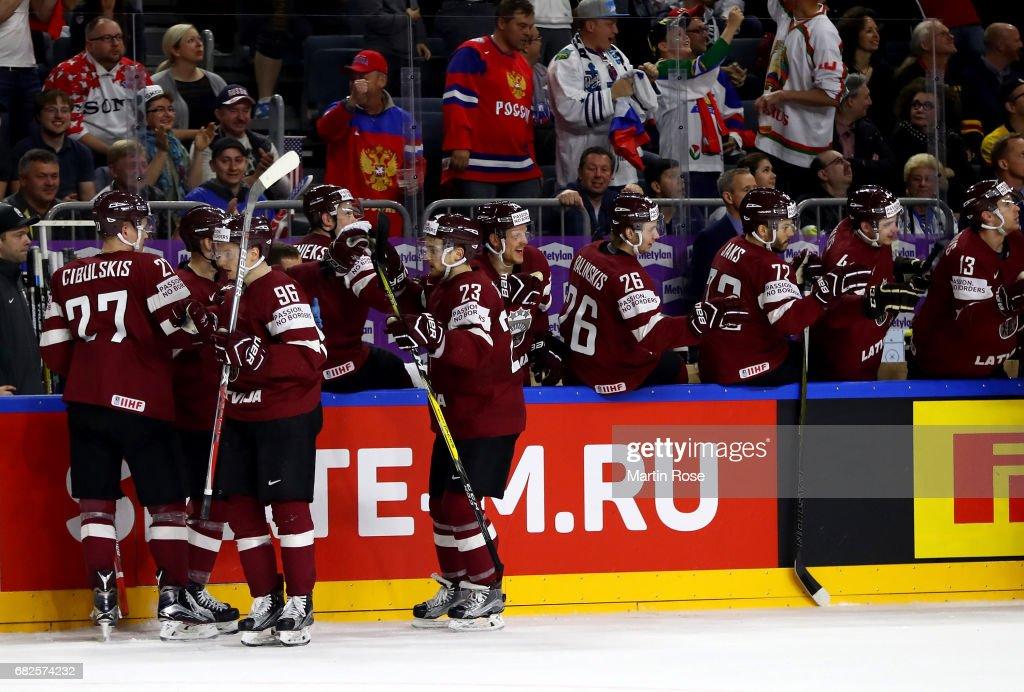 The Latvian Women Ice Hockey