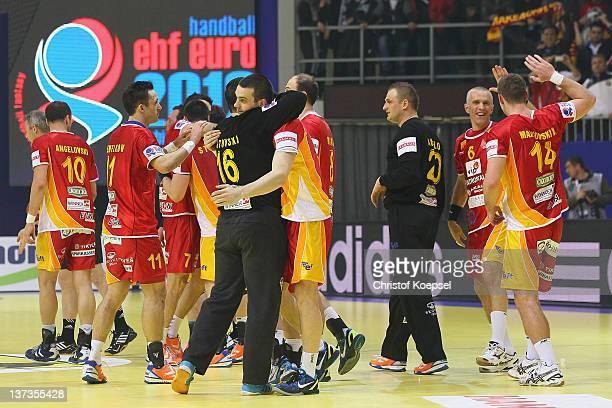 Macedonia Czech Republic Handball Live
