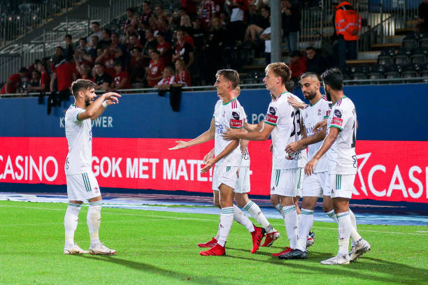 BEL: Mechelen v Oud-Heverlee Leuven - Jupiler Pro League
