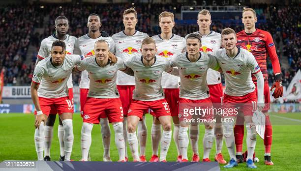 92 175 Leipzig Team Photos And Premium High Res Pictures Getty Images