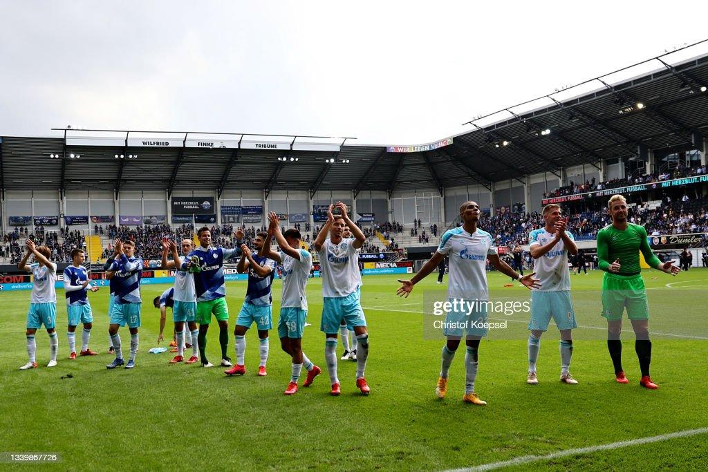 SC Paderborn 07 v FC Schalke 04 - Second Bundesliga : News Photo