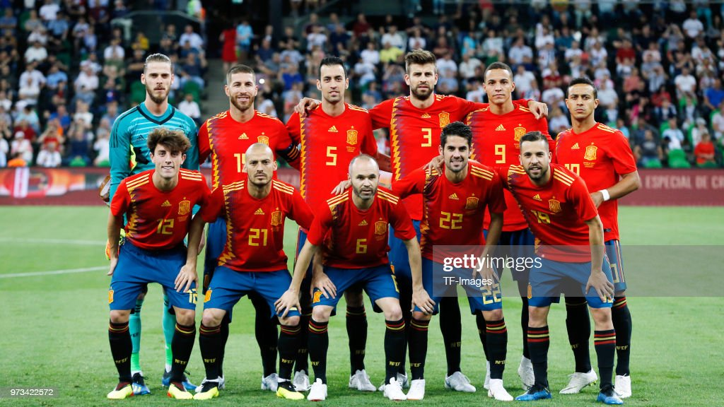 Spain v Tunisia - International Friendly : News Photo