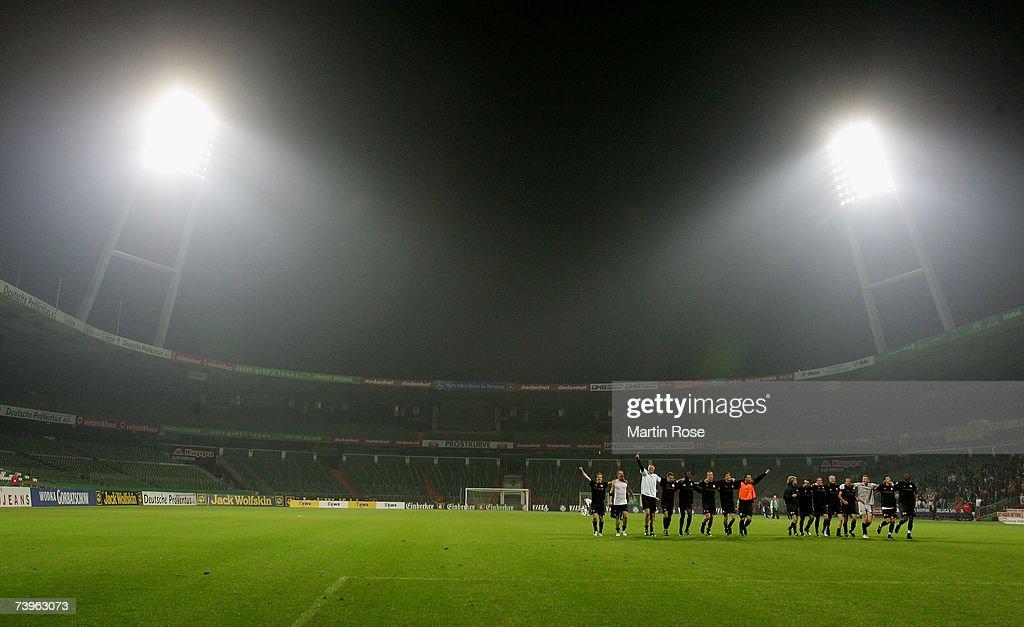 Werder Bremen II v FC St.Pauli : News Photo