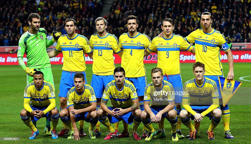 Sweden v Portugal - FIFA 2014 World Cup Qualifier: Play-off Second Leg : News Photo