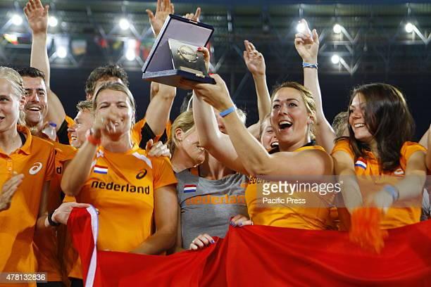STADIUM HERAKLION ATTICA GREECE The team of the Czech Republic won the 2015 European Athletics Team Championships First League on Crete ahead of...