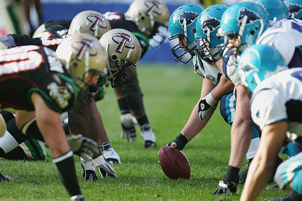 NFL Europe, Berlin Thunder v Hamburg Sea Devils Photos and Images  Getty Images