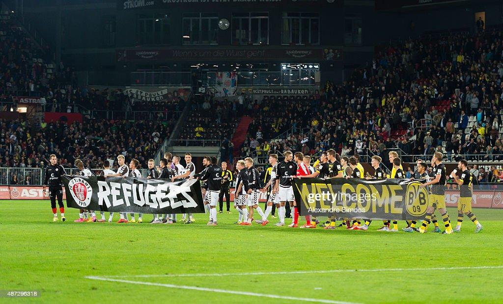 Dortmund St Pauli
