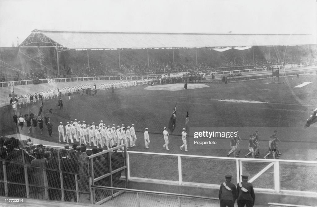 1908 Summer Olympics : News Photo